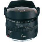 Canon EF 15 mm f/2,8 Fish-eye | fotografie